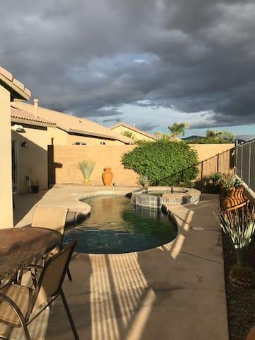 Private Pool/Spa Vacation Home near Coachella Fest - Indi - Casa