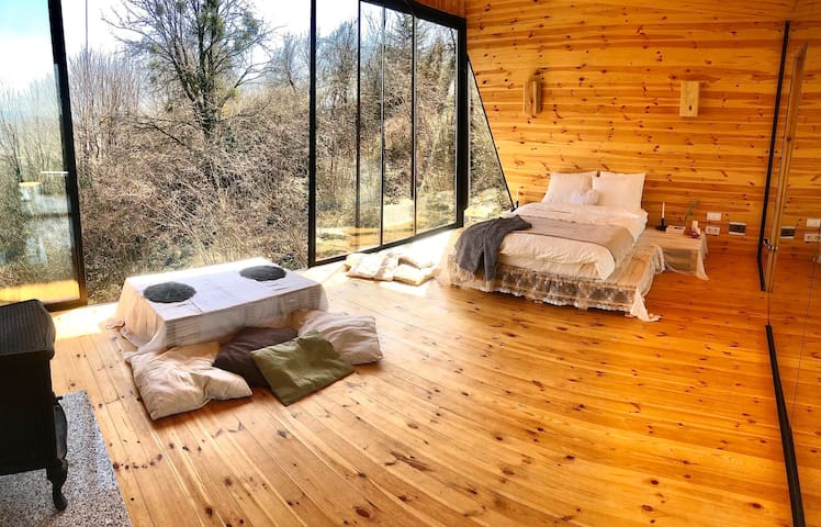 Pleasure Room in the Woods