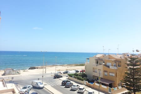 Apto con espectacular vista al mar - Torrevieja