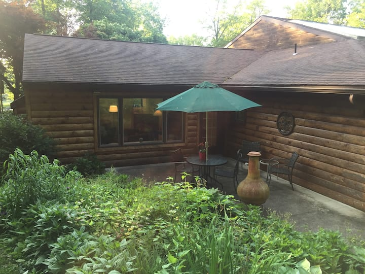Wooded Quiet Setting Near State College!
