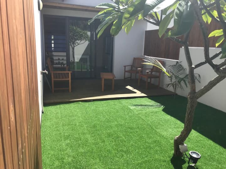 Case Nora Appartement neuf avec jardinet