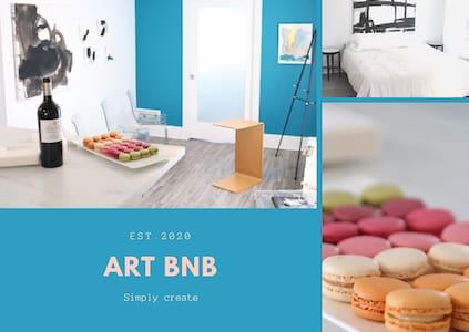 """Muse Art House """"Art BnB"""""""