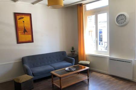 Appartement en rez de chaussé Dunkerque 5min plage