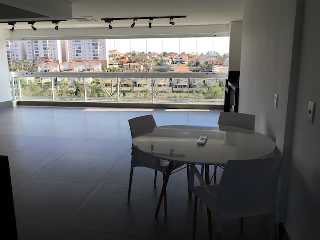 Brand new apartment - next to a mall - n1 room - Campinas - Leilighet