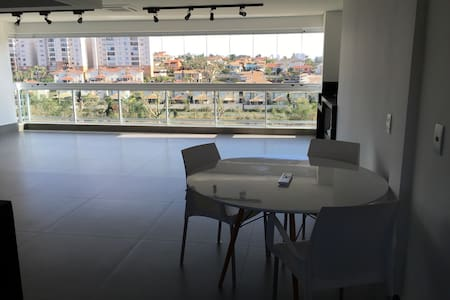 Brand new apartment - next to a mall - n1 room - Campinas