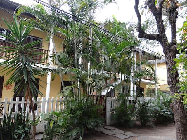 Apt. de 70m² na Barra da Tijuca, Ilha da Gigóia. - Rio de Janeiro - Apartamento