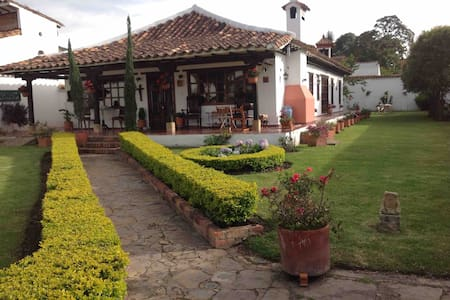 Enmedafe, Casa Quinta, Centro historico