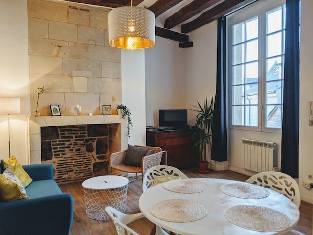 CENTRE HISTORIQUE, Appartement cosy au calme