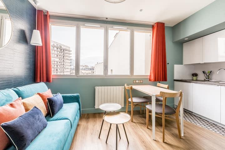 Charmant appartement - Proche porte de Versailles