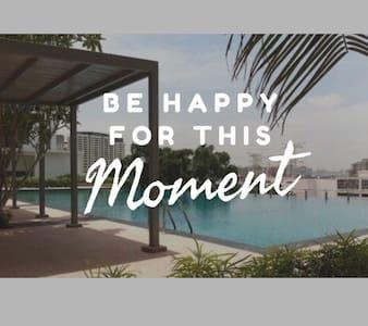 KLCC PERFECT VIEW! Strategic Place for YOU - Kuala Lumpur - Lyxvåning