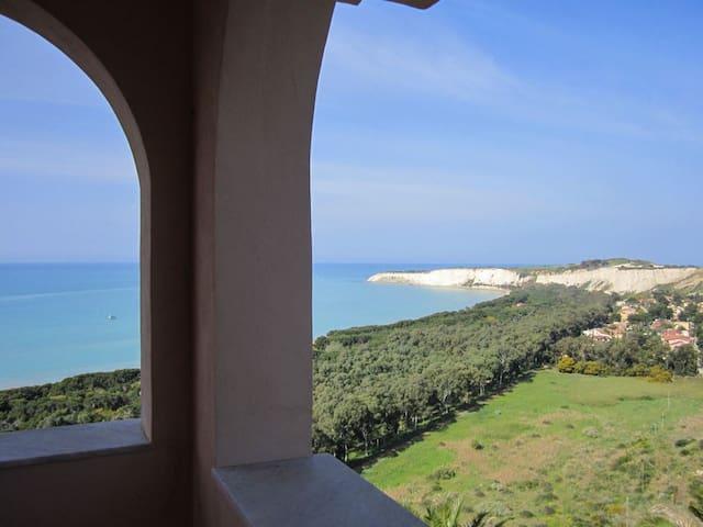 Casa con accesso privato al mare - Eraclea Minoa - Vila