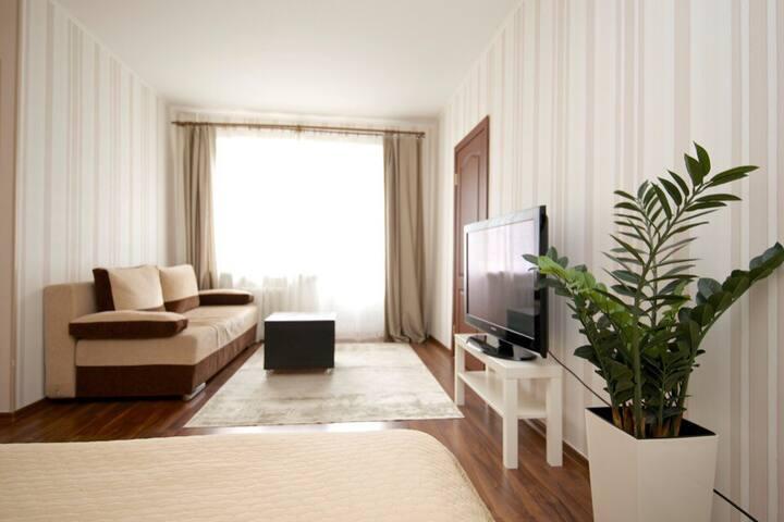 Nemiga Apartments
