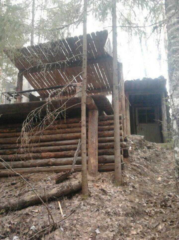 basic earthhouse
