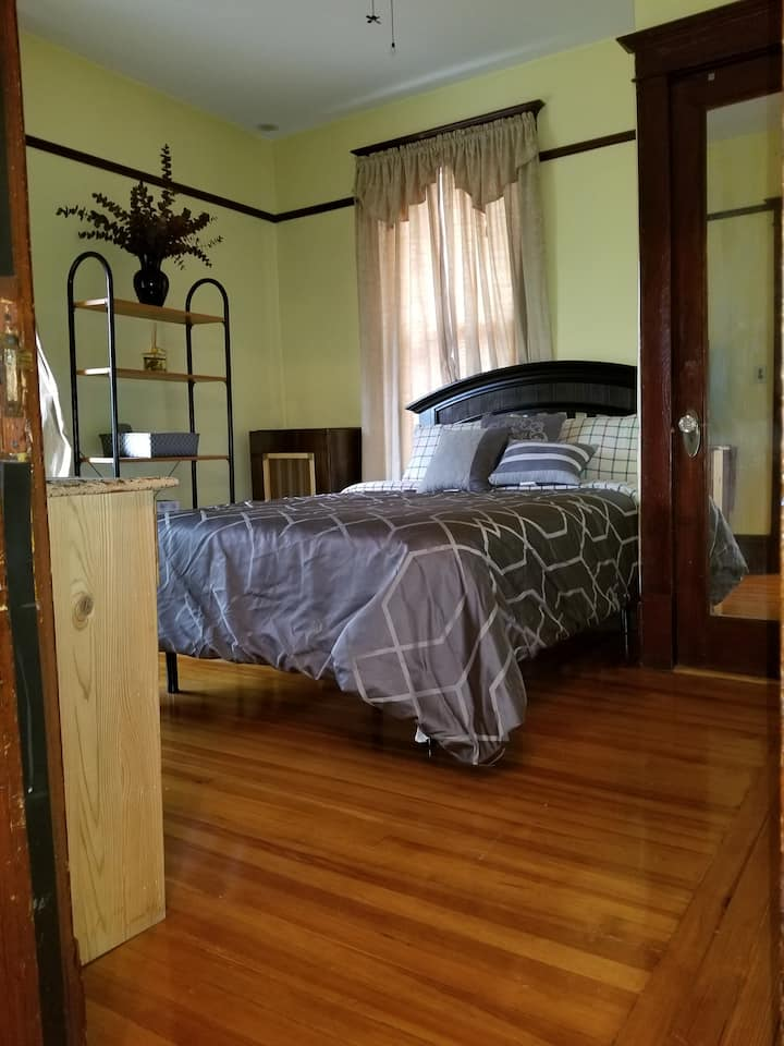 Private Bedroom, NYC & Westchester
