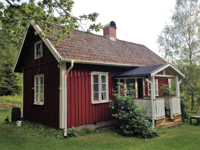 Cottage by the archipelago