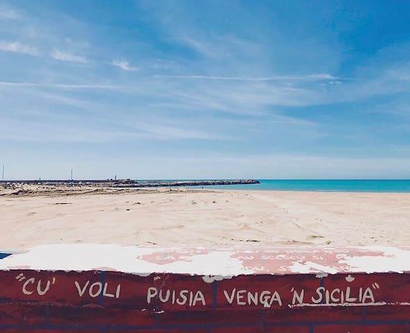 Villetta di fronte al mare Scoglitti, Ragusa