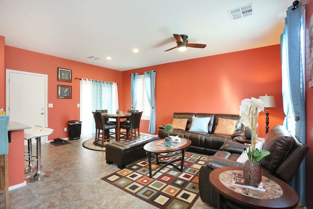 gated community 2 private rooms for the family houses for rent in las vegas nevada united