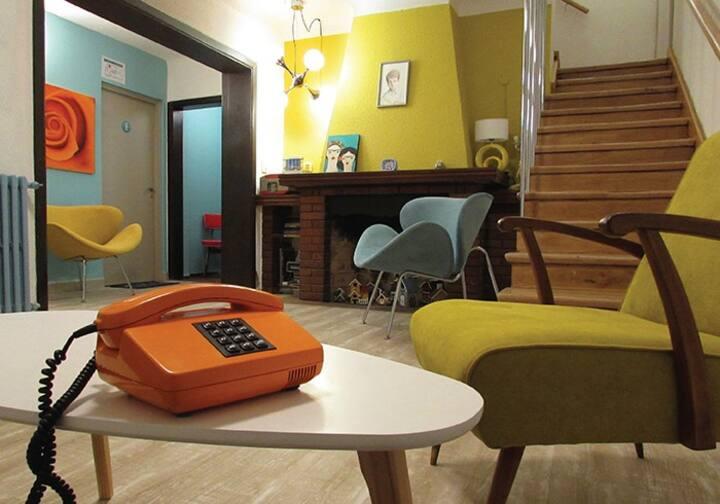 Vintage Bariloche Hostel