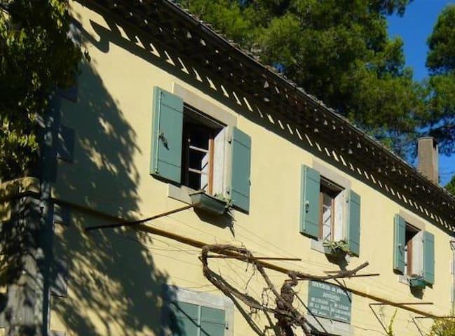 BATISSE AU BORD DU CANAL DU MIDI - Carcassonne - Lejlighed