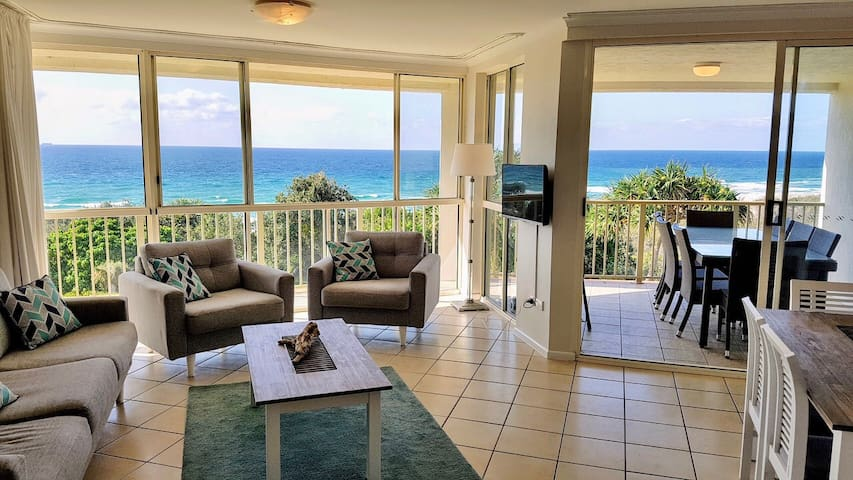 Million $ view - watch whales from comfort of home