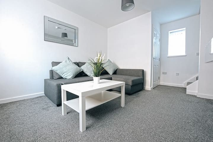Sutton House Serviced Accommodation