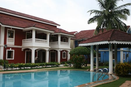 1 bhk luxurious suite in south goa - Villa