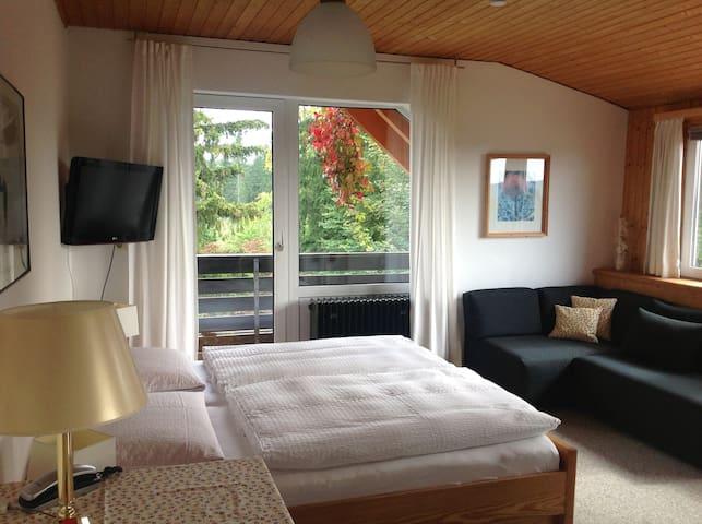 Hotel Barbara*** mit Ferienwohnungen***** (Warmensteinach), Appartement | liebevoll eingerichtetes Ferienappartement