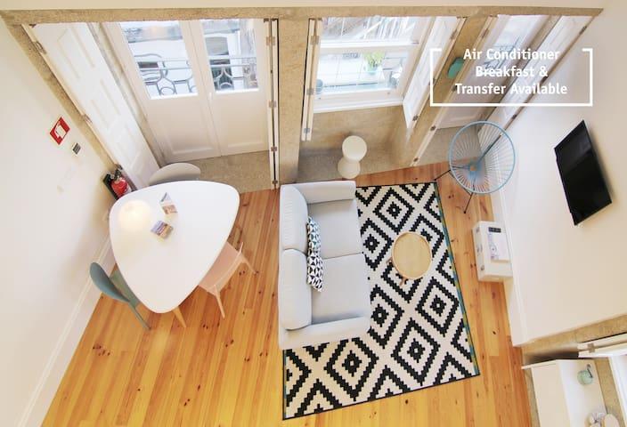 HM - Bonjardim Duplex Charming Apartment