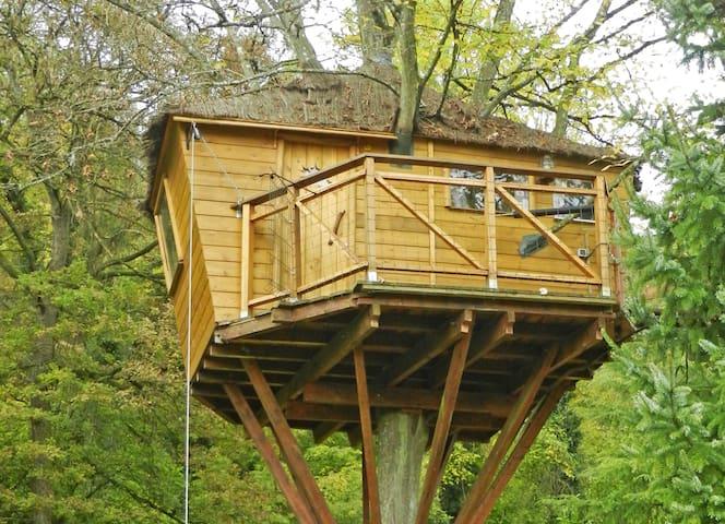 La cabane du Charme