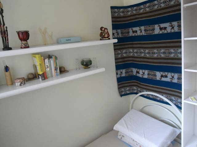 Single room in well located apartment - Són Paulo