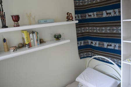 Single room in well located apartment - São Paulo