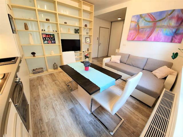 Comfy & convenient stylish flat in the city center