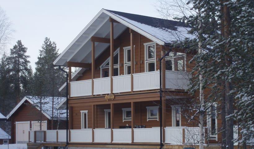 Kulvakko Ski&Golf - Kittilä - House