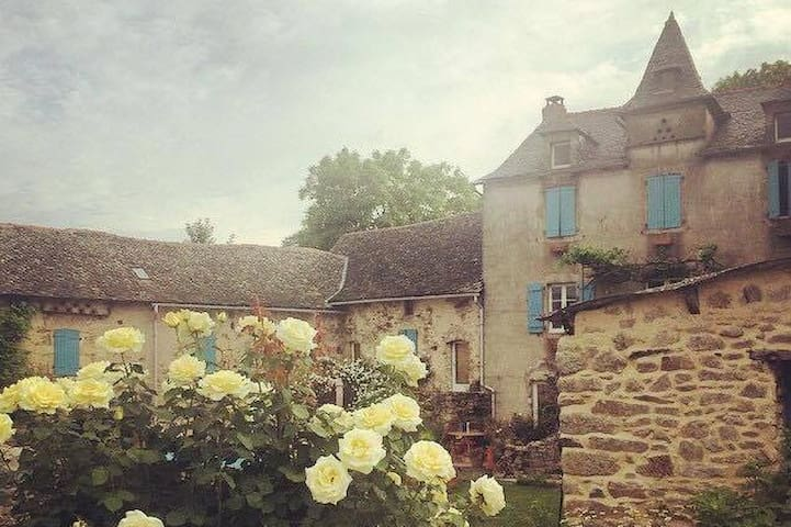 Beautiful Tranquil Farmhouse in Averyon, France.