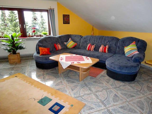 Haus Solavana (Winterberg/Hildfeld) -, FeWo Haus Solavana (110qm) mit 3 Schlafzimmern