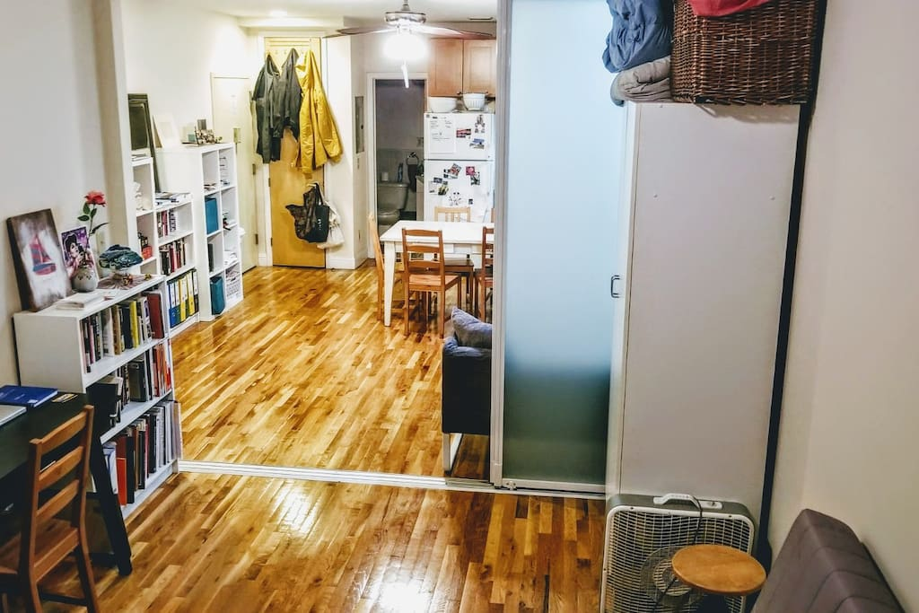 Spacious 2 bedroom in beautiful clinton hill - Bel appartement de ville brooklyn new york ...