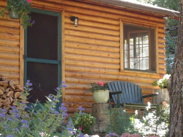 Charming, rustic cabin in Boulder Canyon - Boulder - Cabin