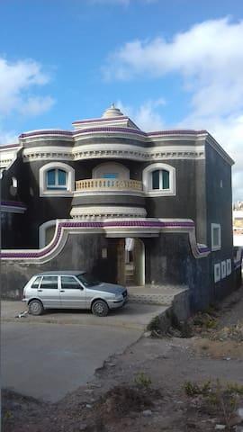 Belle villa à El Haouaria Tunisie