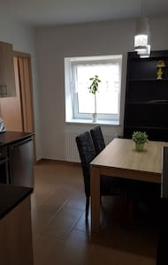 Lucie Apartman - Brand new, 2 bedrooms, garden