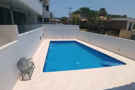 Lovely apartment @ Cruz de Huanacaxtle