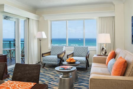 Marriott BeachPlace Towers - On Beach, Sleeps 4 - Fort Lauderdale - Multipropietat (timeshare)