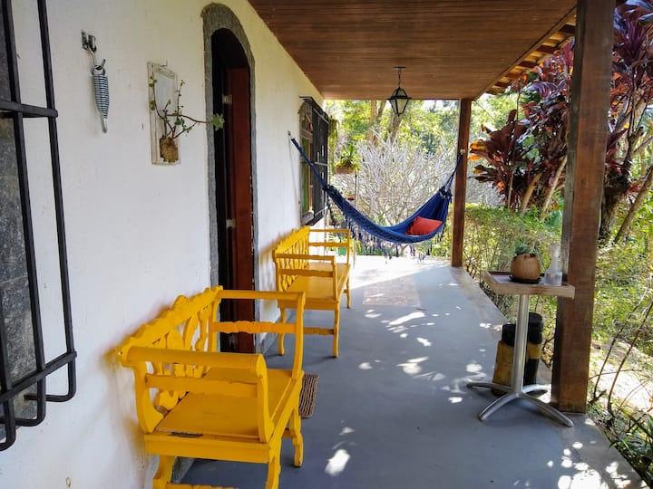 Paz e sossego no Vale das Videiras (sítio)
