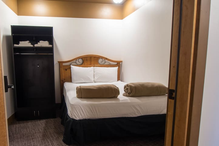 Park City Hostel: Private Queen Room