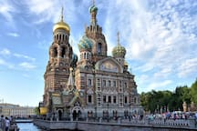 Спас на Крови | Church of the Savior on the Blood
