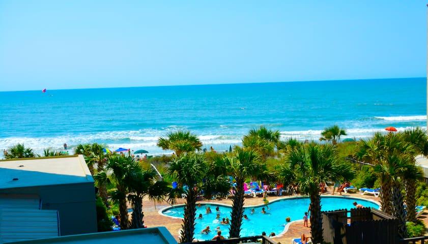 Two Bedroom Ocean View Suite Special Summer Rates