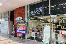 Spark Salon And Marcus Chop Shop