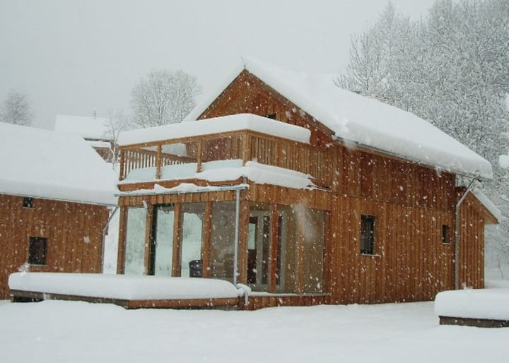 Paal 144a ski chalet
