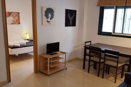 Charming apartment only 15min away from the center - Manises