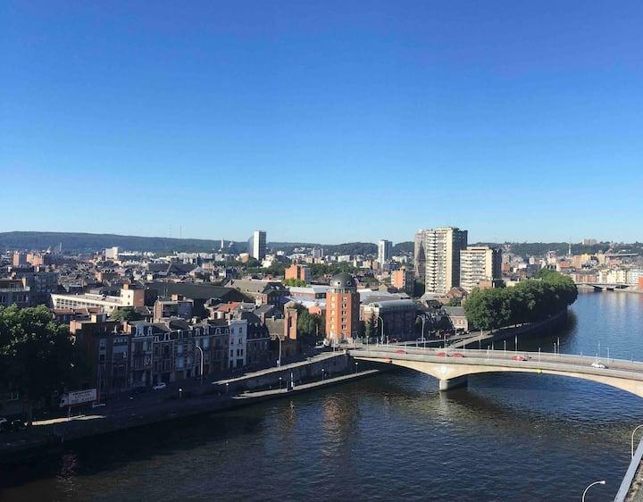 Au fil de l eau 500m du cœur historique de Liège