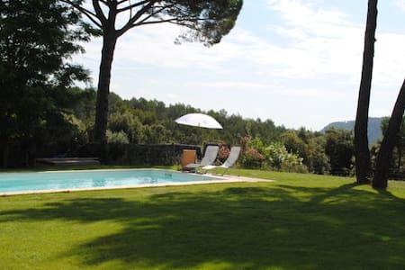 Villa près du parc du Verdon, piscine et jardin - Villa